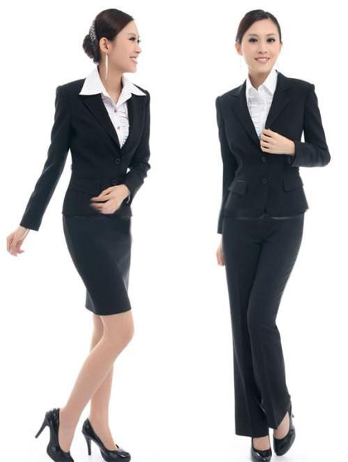 企业女西服